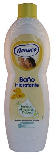 Bestel met voordeel nenuco bano hidratante bad douchegel - Nenuco bano de burbujas ...