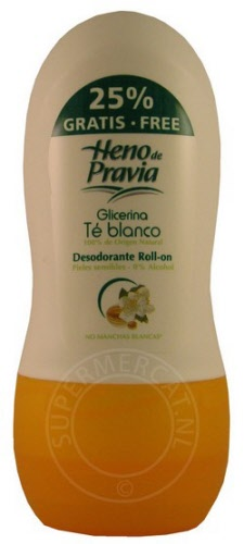 Heno de Pravia Products from Spain, soap, shower gel, agua ...
