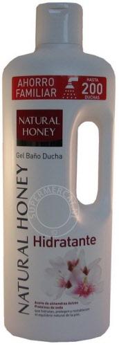 Natural Honey Gel bano Ducha Hidratante 1500ml Extra Large ...